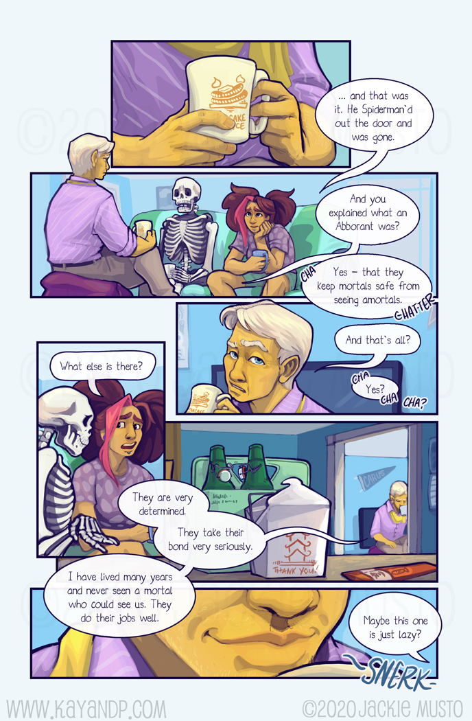 Kay and P: Issue 27, Page 25