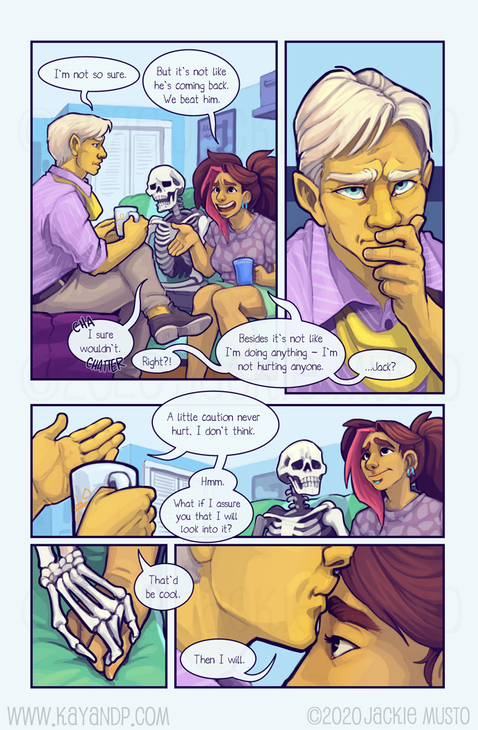 Kay and P: Issue 27, Page 26