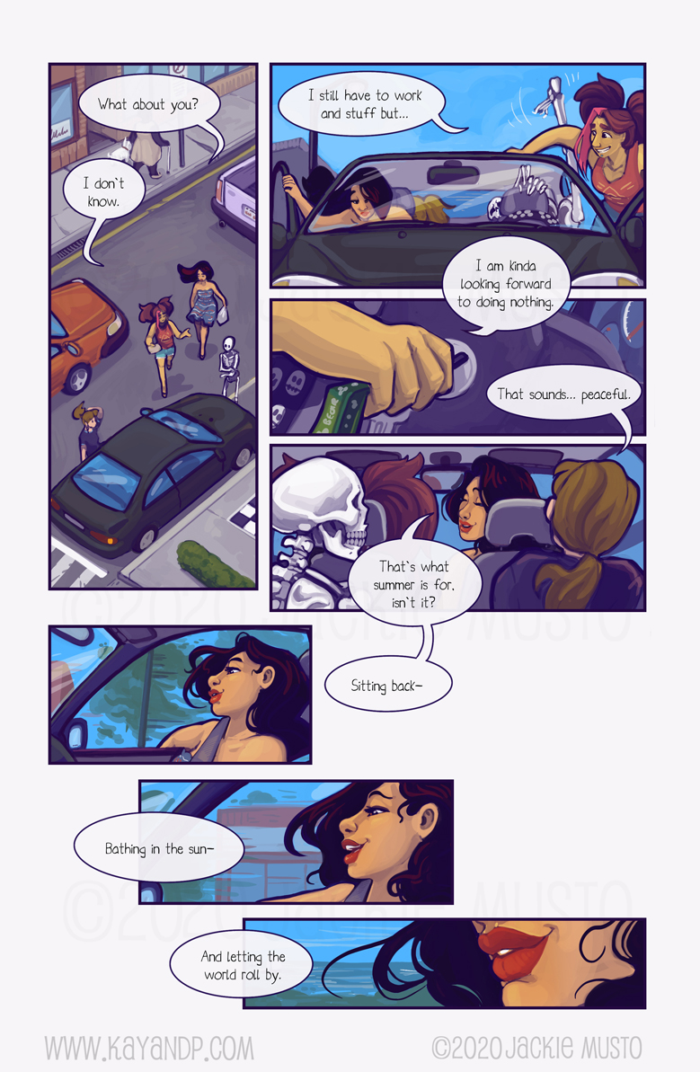 Kay and P: Issue 28, Page 18
