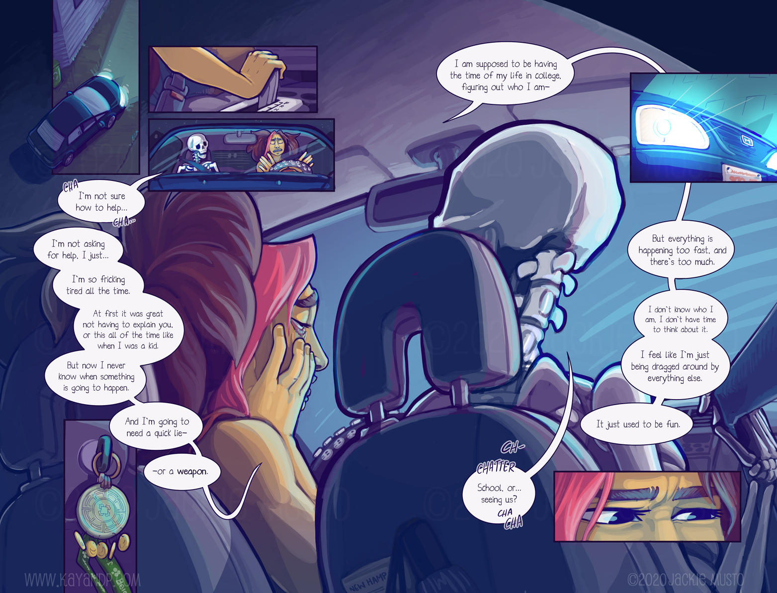 Kay and P: Issue 28, Page 24-25