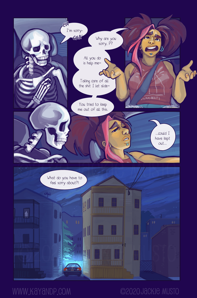 Kay and P: Issue 28, Page 26
