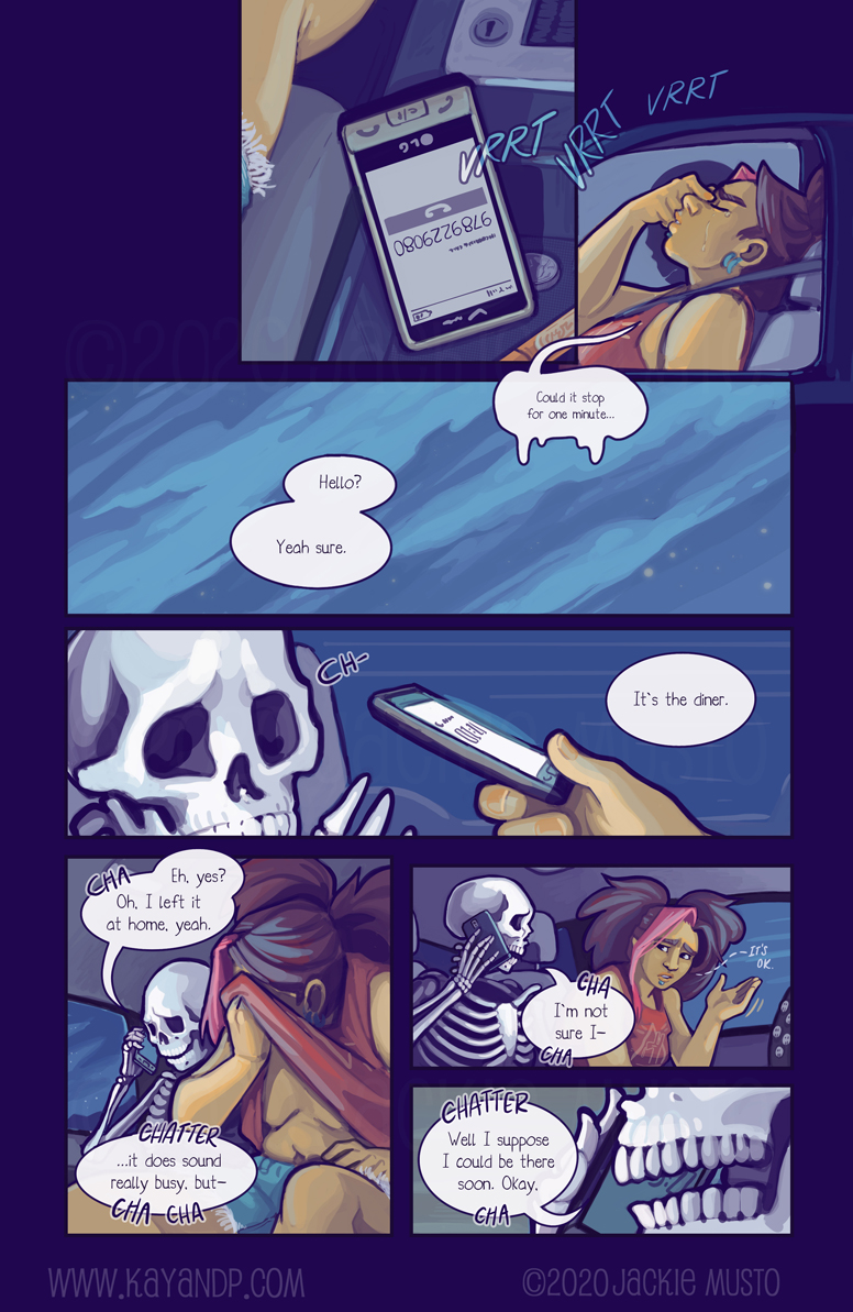 Kay and P: Issue 28, Page 27