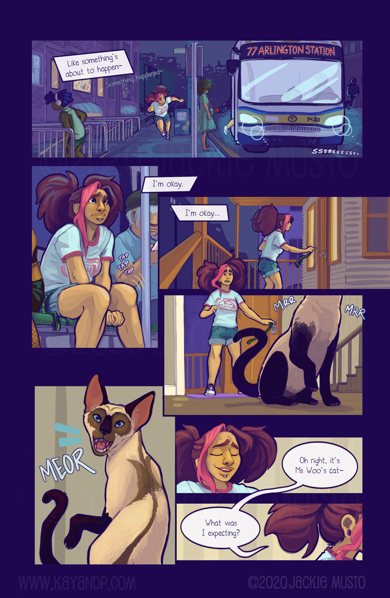 Kay: Issue 29, Page 7