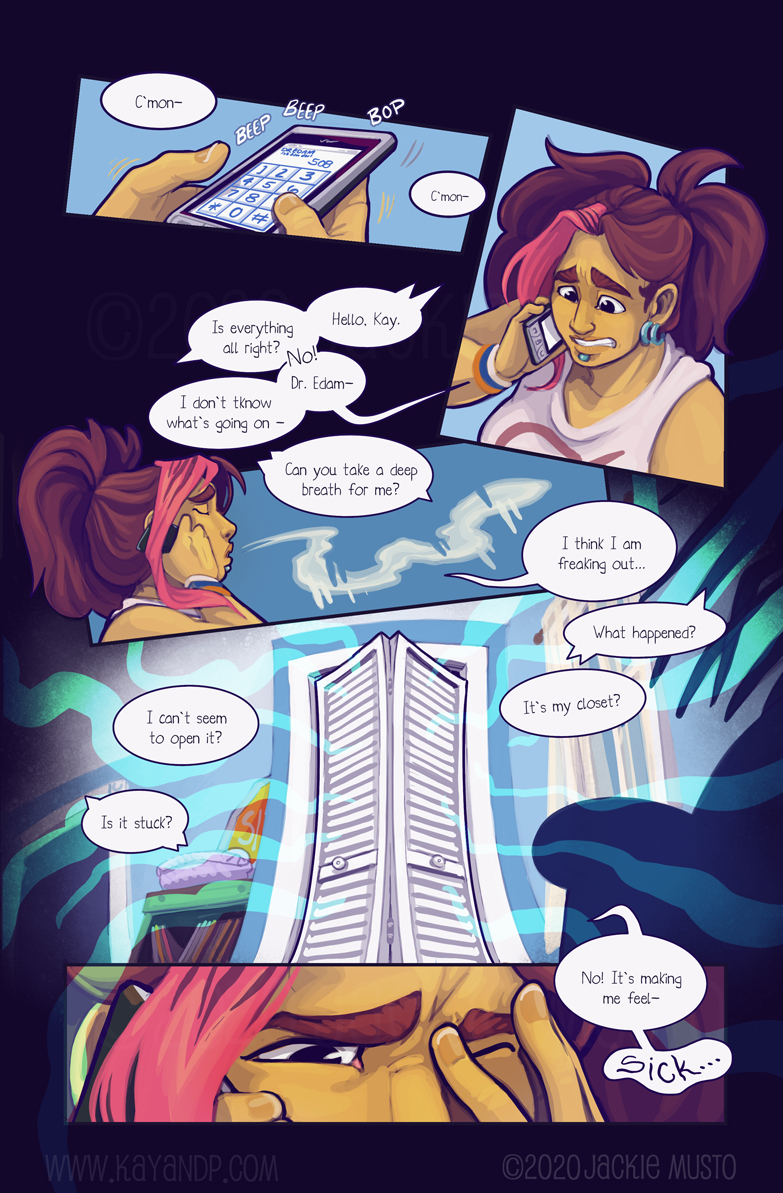 Kay: Issue 29, Page 15