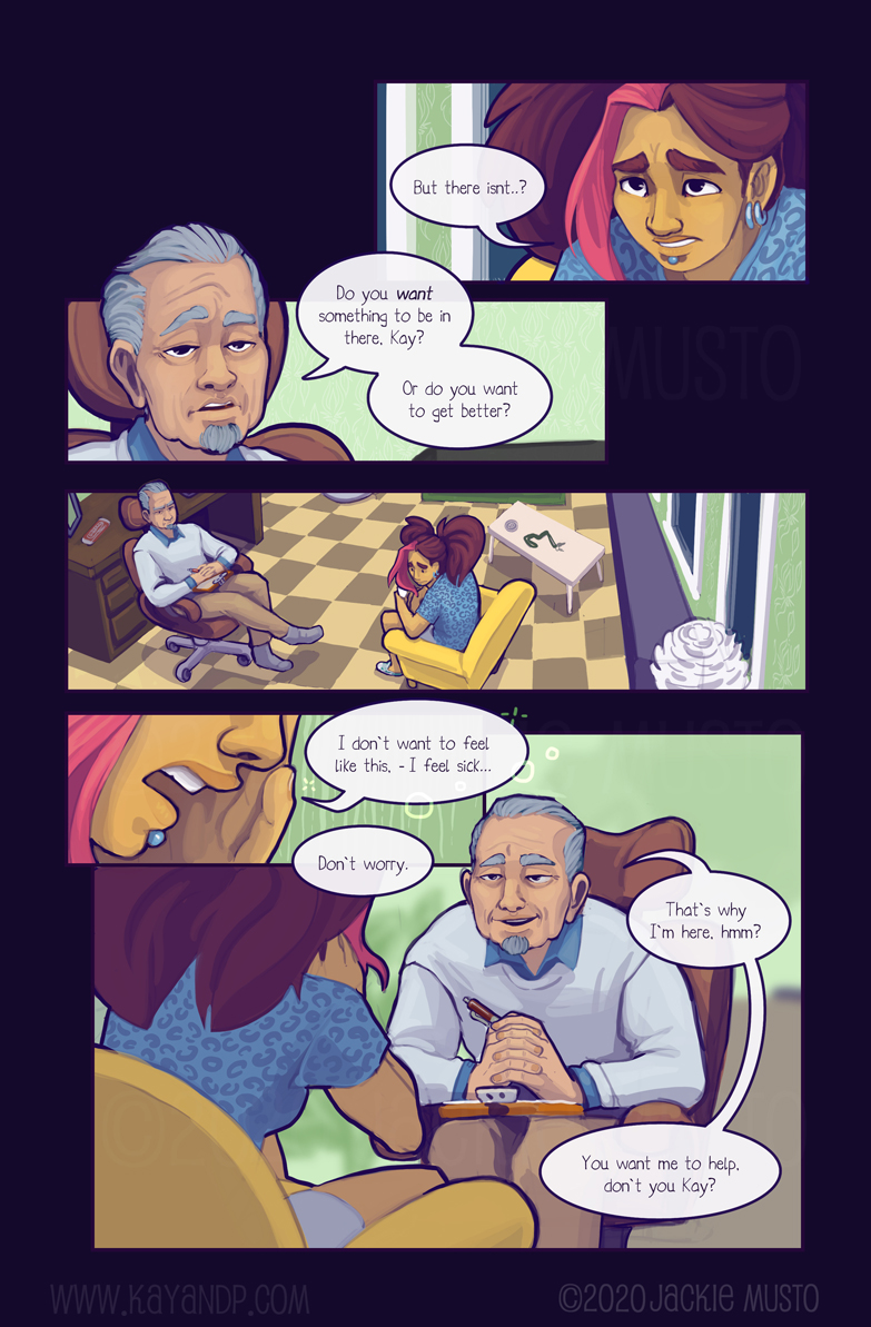 Kay: Issue 29, Page 21
