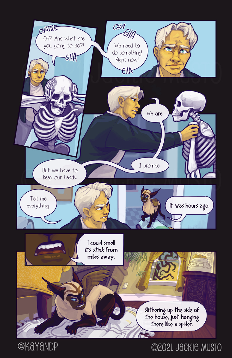Kay and P: Issue 30, Page 11
