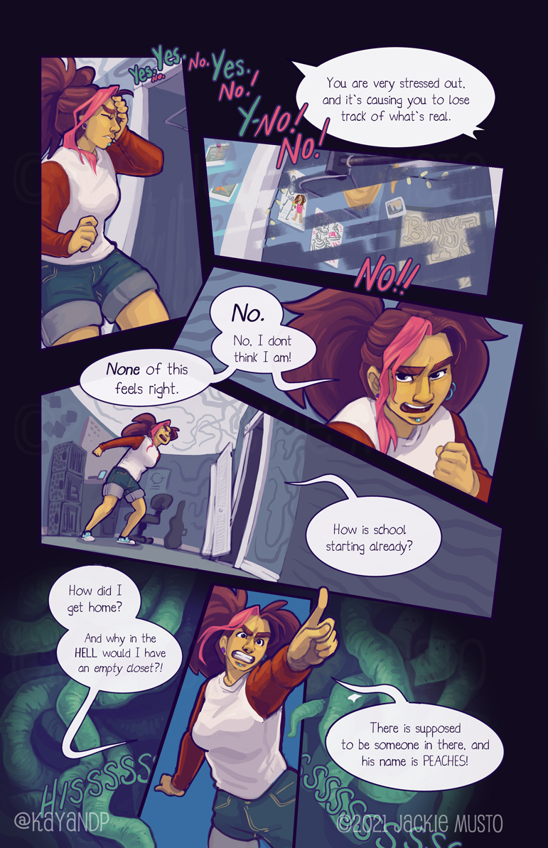 Kay and P: Issue 30, Page 18