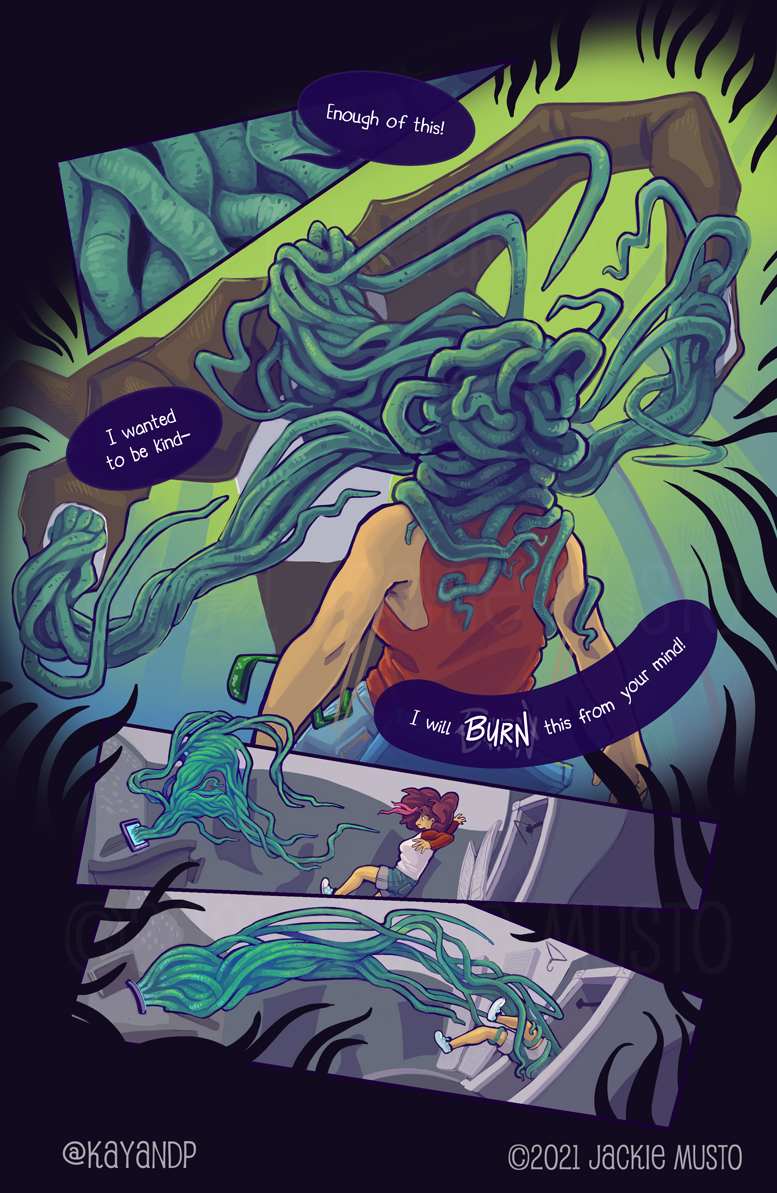 Kay and P: Issue 30, Page 19