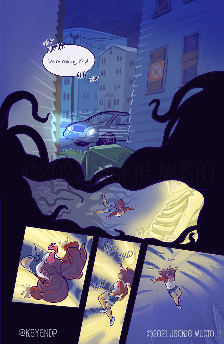 Kay and P: Issue 30, Page 21