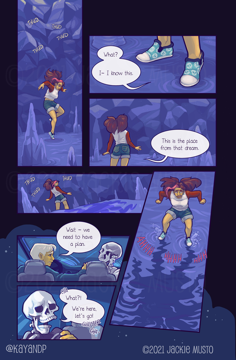 Kay and P: Issue 30, Page 22