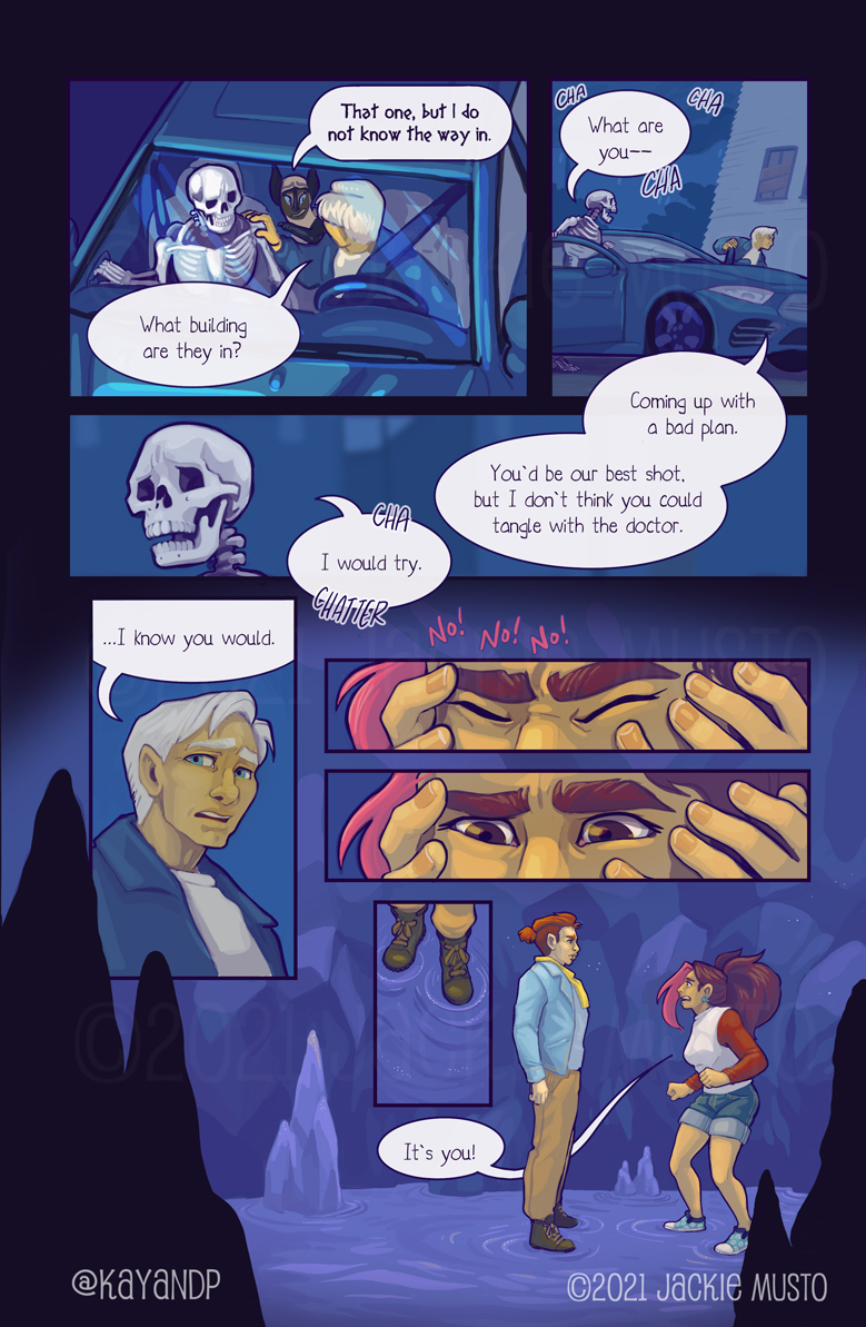 Kay and P: Issue 30, Page 23