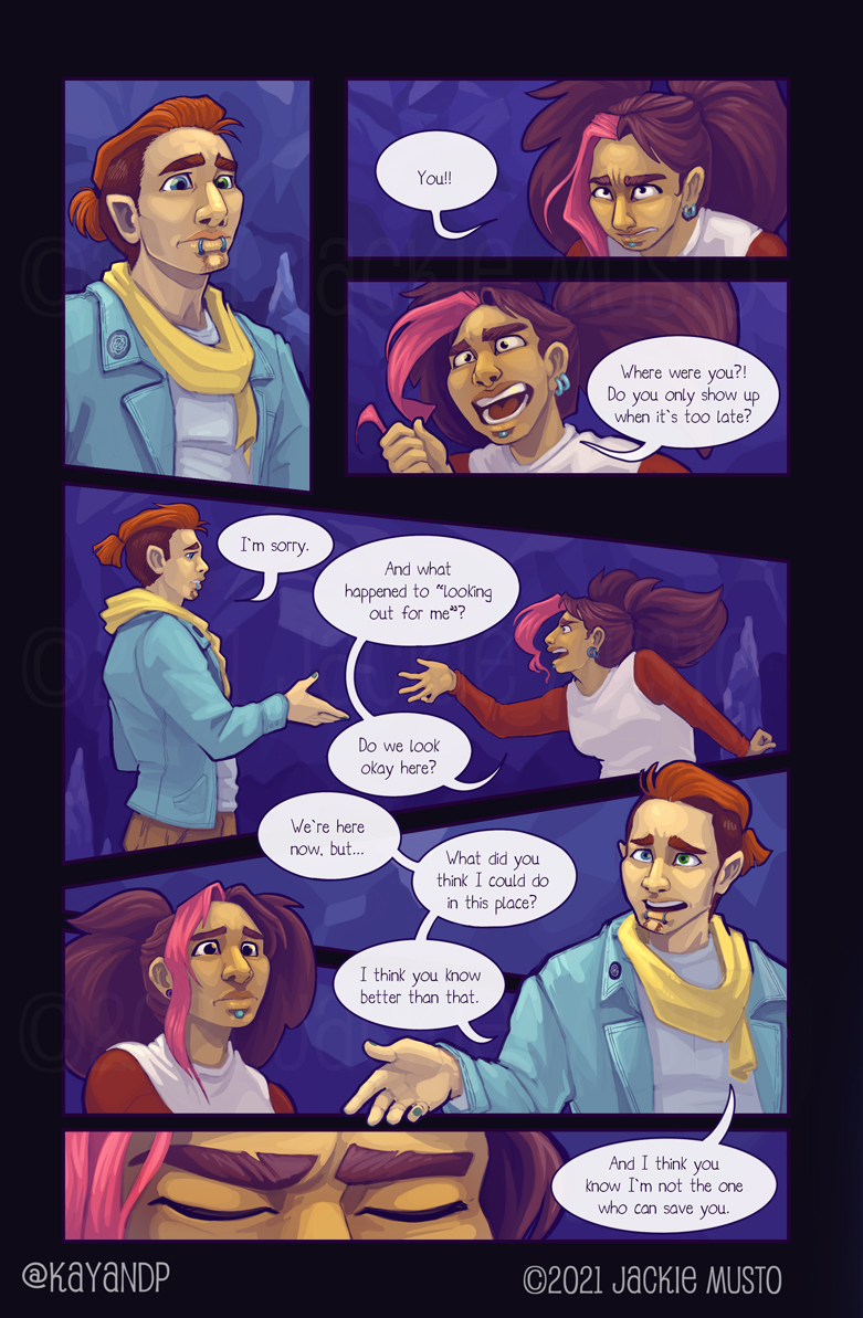 Kay and P: Issue 30, Page 24