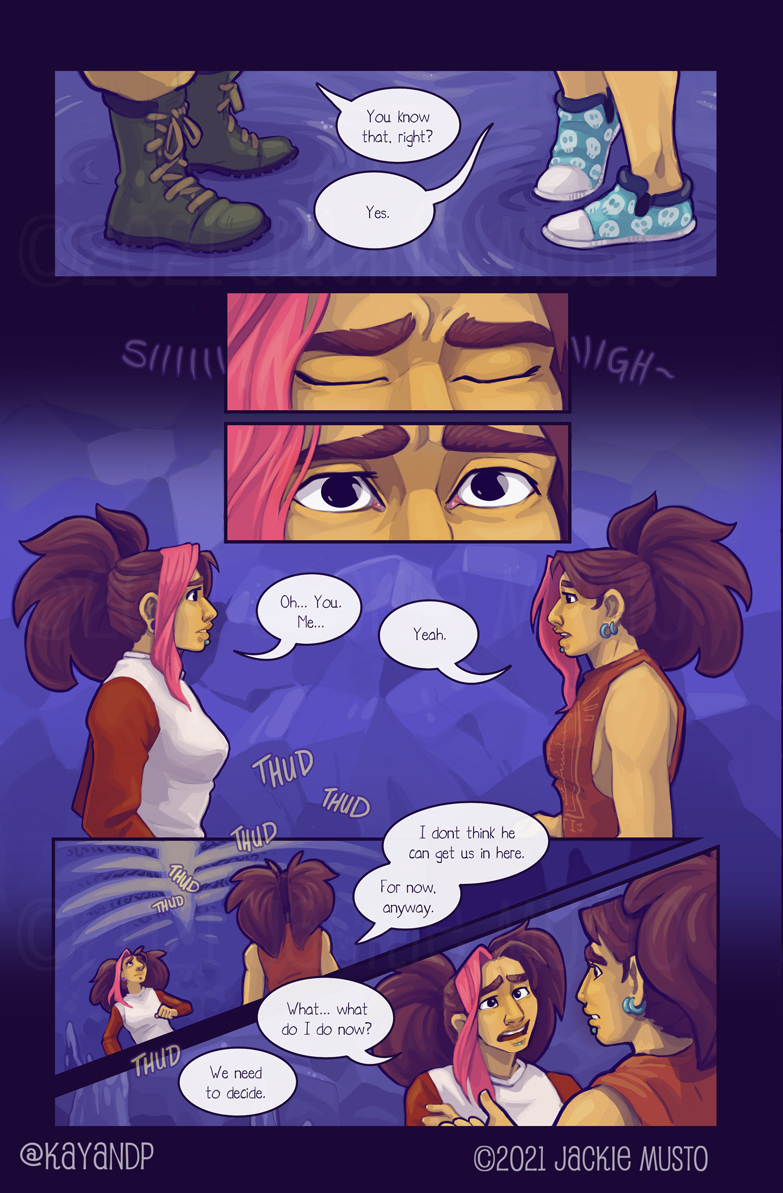 Kay and P: Issue 30, Page 26