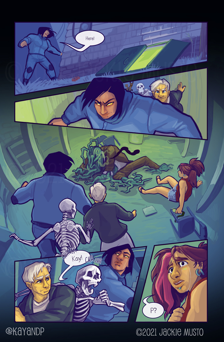 Kay and P: Issue 30, Page 32