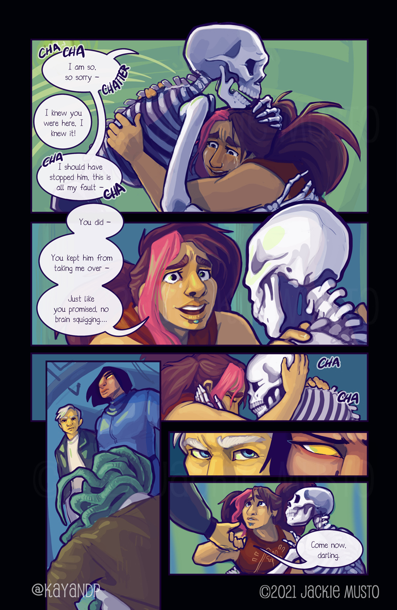 Kay and P: Issue 30, Page 33