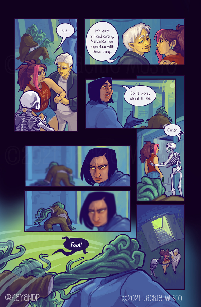 Kay and P: Issue 30, Page 34