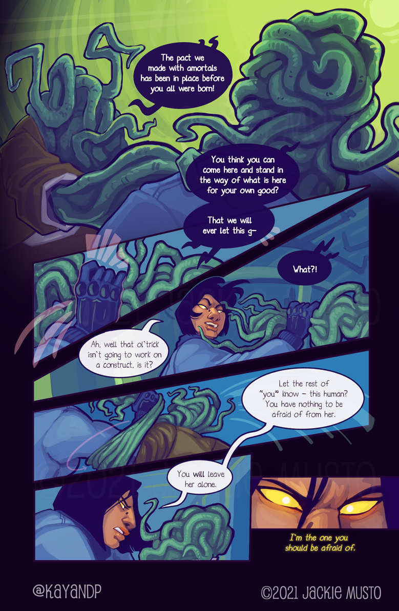 Kay and P: Issue 30, Page 35