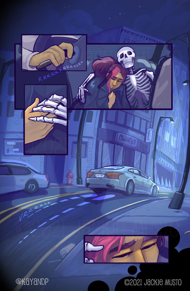 Kay and P: Issue 30, Page 37