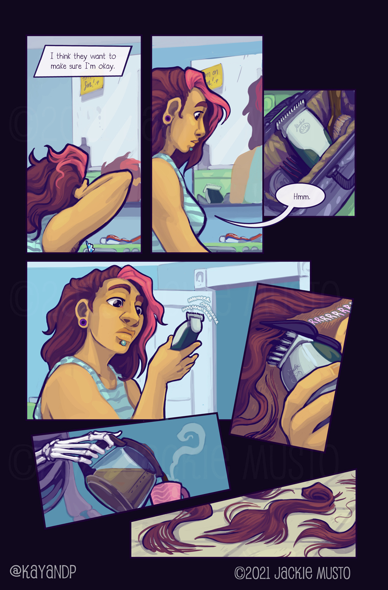 Kay and P: Issue 30, Page 40