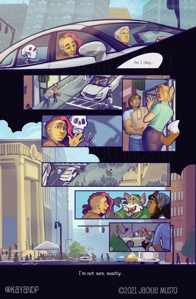 Kay and P: Issue 30, Page 42