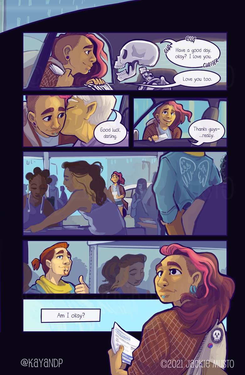 Kay and P: Issue 30, Page 43